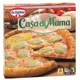 Pizza casa di mama 4 queijos
