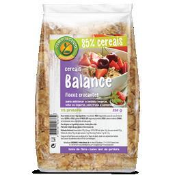 Balance cereais de trigo crocantes