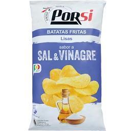 Batatas fritas sal e vinagre