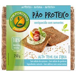 Pão proteico (tipo alemão)