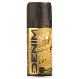 Desodorizante spray, gold