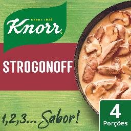 Knorr 1, 2, 3...sabor! - strogonoff 33gr