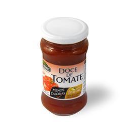 Doce de tomate com frutose