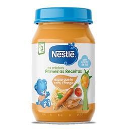 As minhas primeiras receitas - refeição esparguete c...