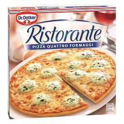 Pizza ristorante 4 fromaggi