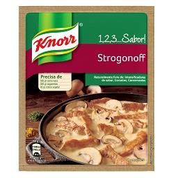Knorr 1, 2, 3...Sabor! - Strogonoff