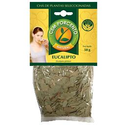 Chá eucalipto