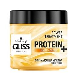 Máscara capilar protein+ cabelo seco