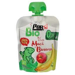 Bio pure fruta maca/banana