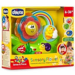 Flor sensorial