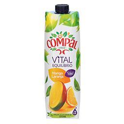 Néctar vital equilibrio manga/laranja