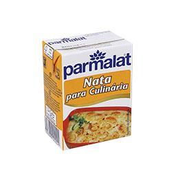 Nata uht para culinária