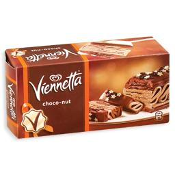 Gelado viennetta, chocolate&avelã