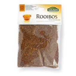 Chá de plantas salutem - rooibos (chá vermelho) r