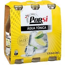 Água tonica