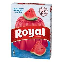 Gelatina de melancia