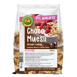 Choco-muesli