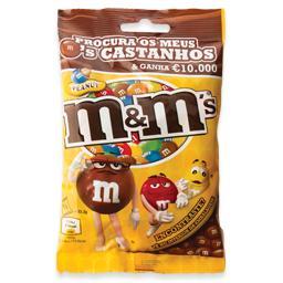 Chocolate m&m s, bag amendoim