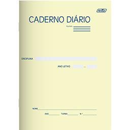 Caderno Diário Liceal Pautado