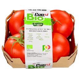 Tomates Cacho Redondos Biológicos