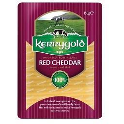 Queijo red cheddar fatias