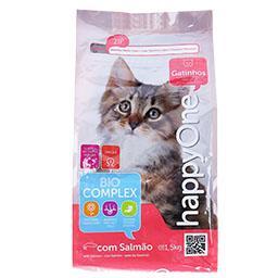 Alimento seco para gatinhos