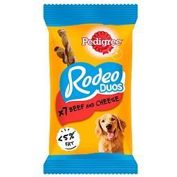 Snacks para cão rodeo vaca