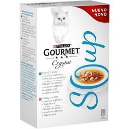 Comida Húmida para Gato com Atum