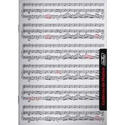 Caderno Canto Coral A4 20 Folhas