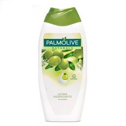 Gel de banho natural leite oliva