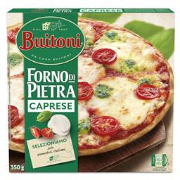 Pizza forno de pietra caprese