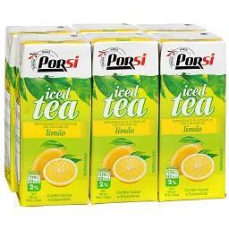 Ice tea de limão