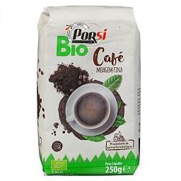 Café moagem fina bio