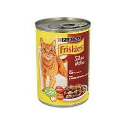 Comida Húmida para Gato Adulto com Vaca e Legumes