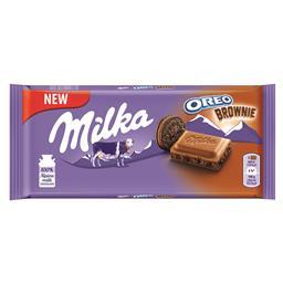 Tablete de chocolate oreo brownie