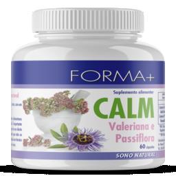 Calm, valeriana e passiflora (cápsulas)