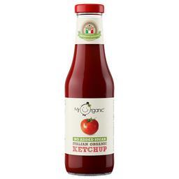Ketchup sem açúcar bio