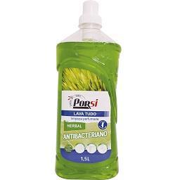 Lava tudo antibacteriano herbal