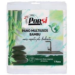 Pano multiusos eco bambu 1un