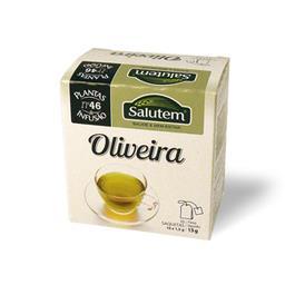 Chá de infusão salutem nº 46 - oliveira 10 saquetas