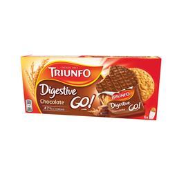 Bolachas digestive go chocolate