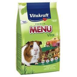 Alimento p/ Roedores menu Aroma: Cobaias