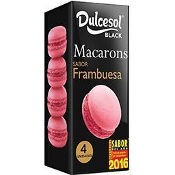 Macarron Framboesa