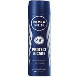 Desodorizante Spray Men Protect&Care