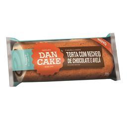 Torta recheio chocolate avelã