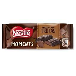 Tablete chocolate negro trufa