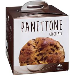 Panettone c/ Pepitas de Chocolate