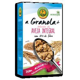 Granola + deliciosa aveia integral