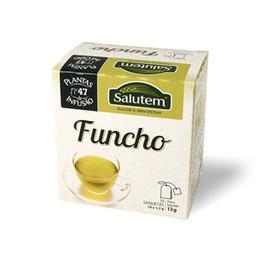 Chá de infusão salutem nº 47 - funcho 10 saquetas