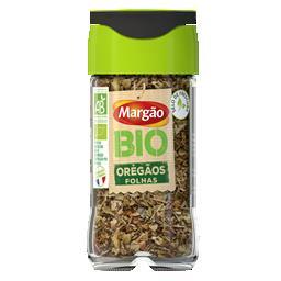 Bio orégãos folhas